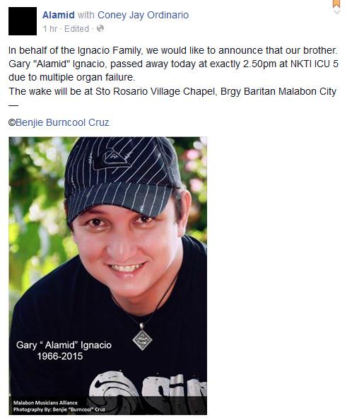 "Gary ""Alamid"" Ignacio"