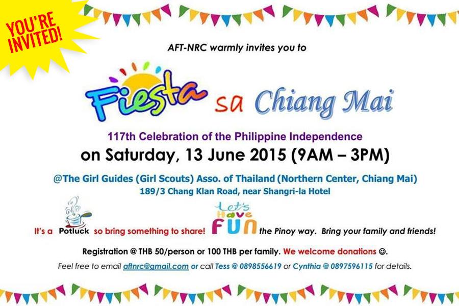 Fiesta Sa ChiangMai