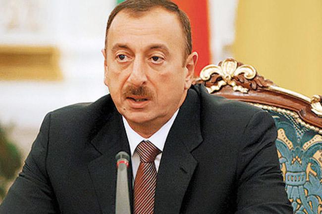 Ilham Aliyev - Azerbaijan