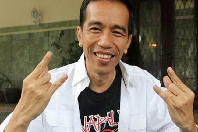Joko Widodo - Indonesia