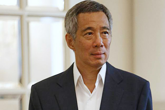 Lee Hsien Loong - Singapore