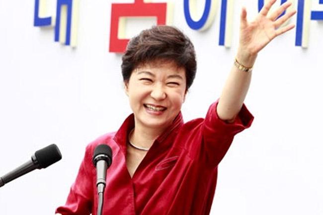 Park Geun Hye - South Korea