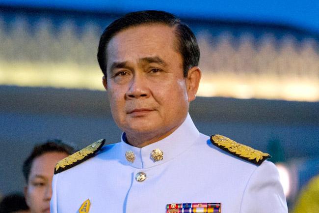 Prayuth Chan-o-cha - Thailand