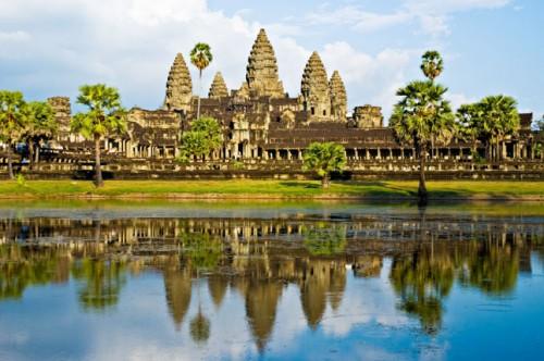Preah Vihear Temple replica