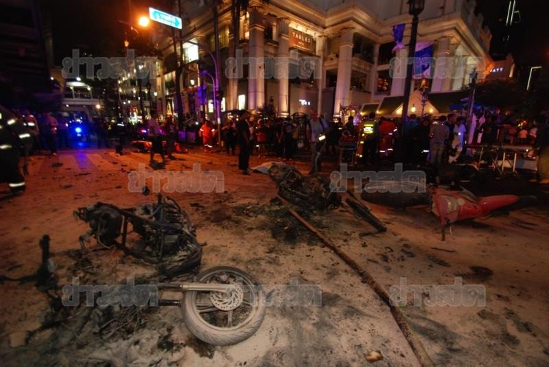 bangkok blast photo by khaosod post 2