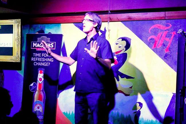 Bangkok Comedy Club in Makati City