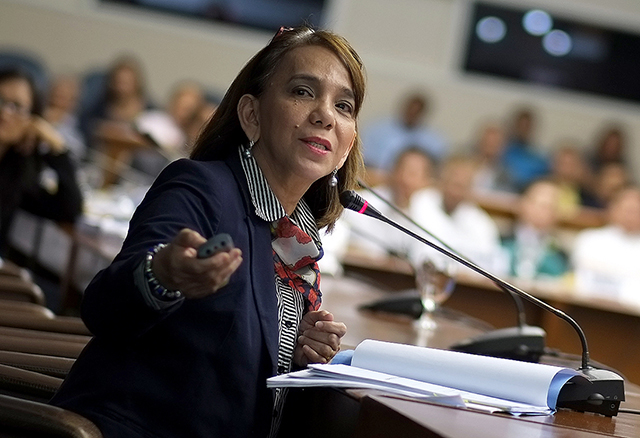 COA Commissioner Heidi Mendoza