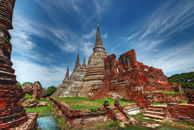 Ayutthaya: Awesome Archaeological Attractions  Pinoy Thaiyo